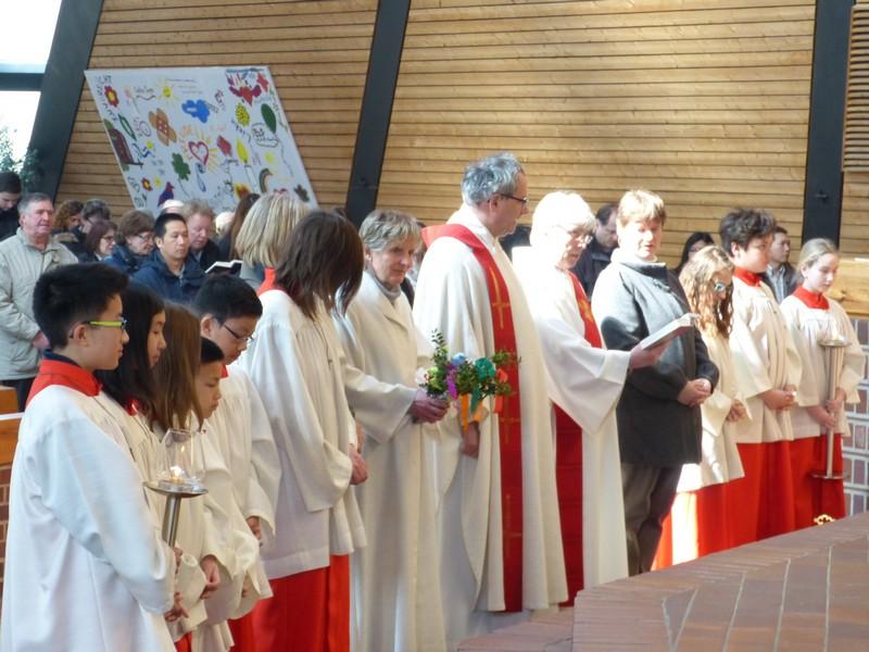Eucharistiefeier Beerdigung